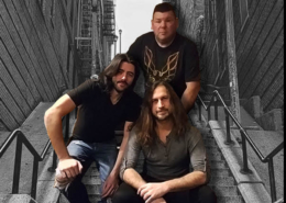 The Outsiderz trio